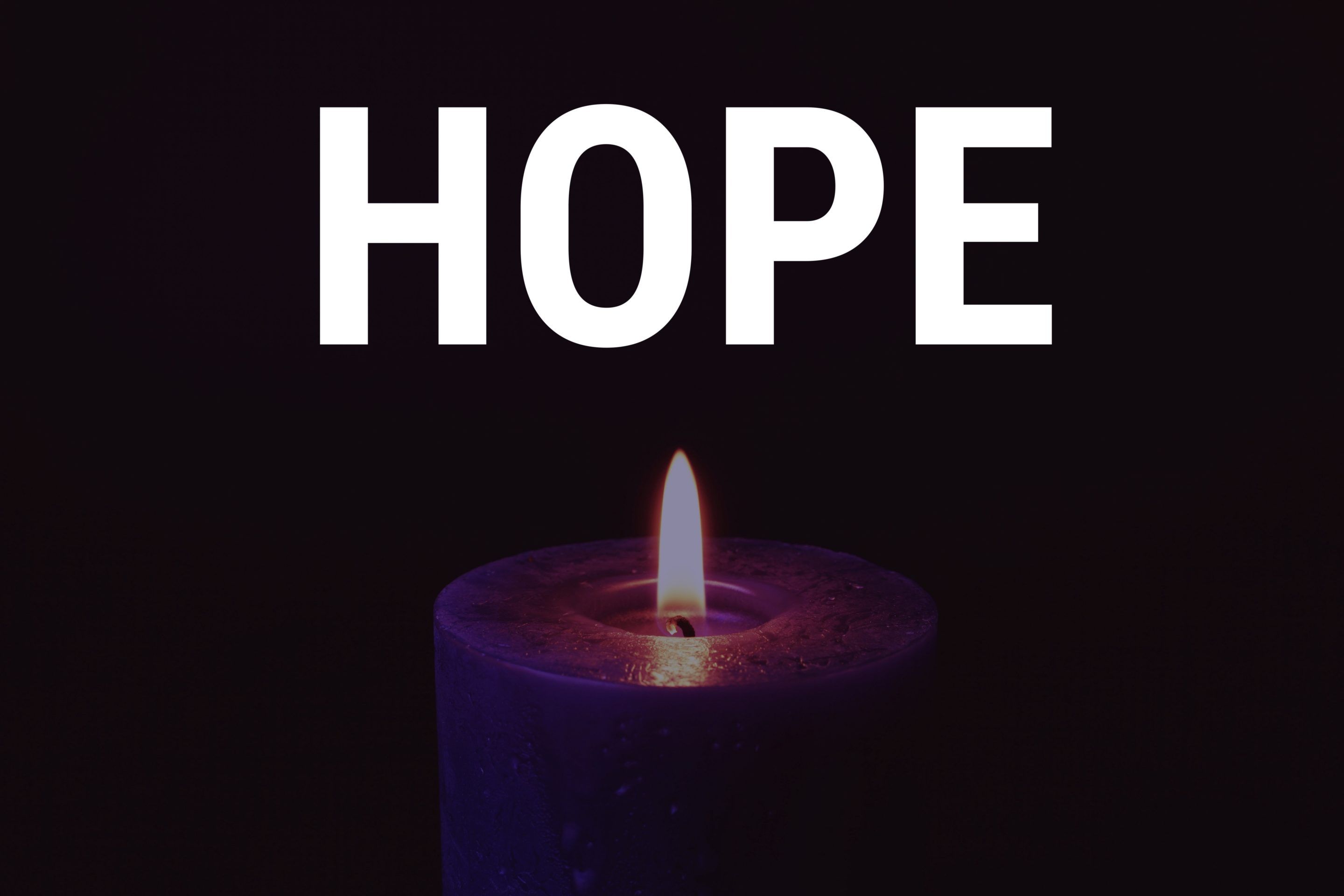 Hope and a Candle